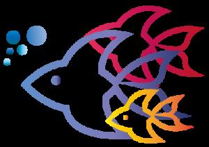 Aquatechniques fish logo